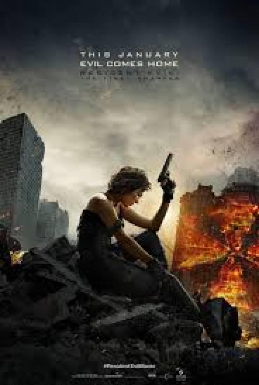 خوف اور دہشت سے بھرپورایکشن ایڈونچر فلم