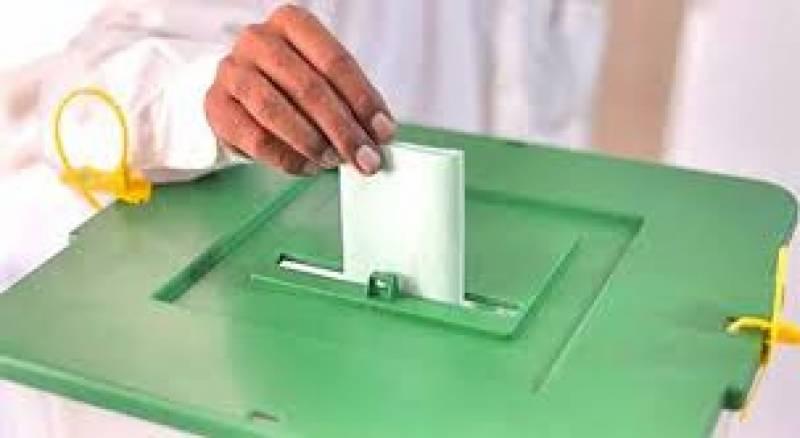 جھنگ میں پنجاب اسمبلی کے حلقہ  PP-78 میں ضمنی الیکشن کیلئے پولنگ جاری ہے