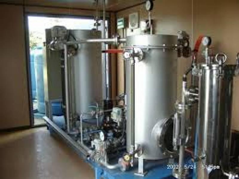 پینے کا ناقص پانی فراہم کرنے پر 21 واٹر پلانٹس کو جرمانے