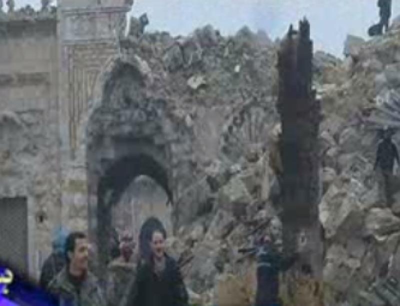 حلب میں5 سال سے جاری لڑائی ختم، باغیوں کے انخلا کا معاہدہ طے پا گیا