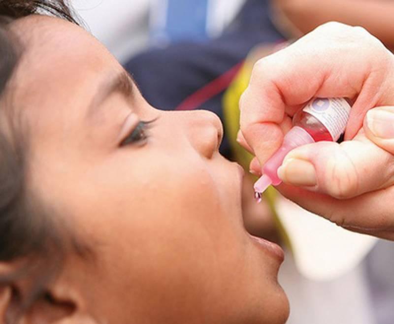 ملتان میں محکمہ صحت  کی جانب سے پانچ روزہ  پولیو مہم کا افتتاح کر دیا گیا