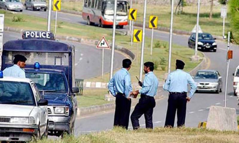 اسلام آباد: پولیس نے سرچ آپریشن کے دوران تئیس افراد کو حراست میں لے کر پستول،،اور منشیات برآمد