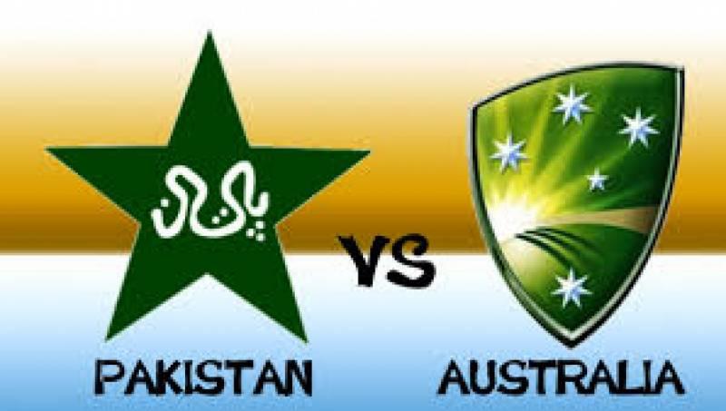 پاکستان اور آسٹریلیا کے درمیان پہلا ایک روزہ میچ تیرہ جنوری کو کھیلا جائے گا