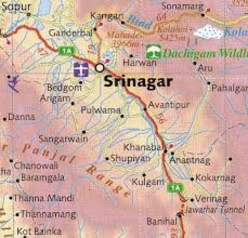 مقبوضہ جموں و کشمیر میں بھارتی فوجی کیمپ پر مجاہدین کے حملے میں 3بھارتی فوجی ہلاک ہو گئے