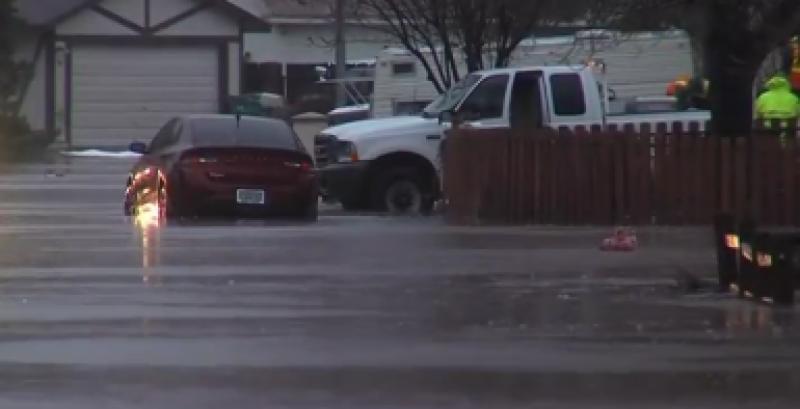 امریکا کی کئی ریاستوں میں بارشوں نے تباہی مچا دی