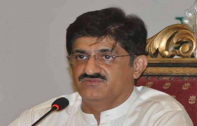 وزیراعلیٰ سندھ مراد علی شاہ نے ہیلتھ ورکرز کو تنخواہیں فوری ادا کرنے کی حکم دےدیا