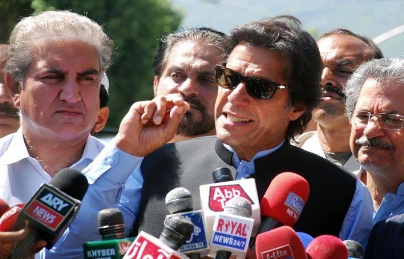 جمہوریت میں قانون سےبالاترکوئی نہیں ہوتا وزیراعظم نوازشریف کوعدالت میں آکرجواب دینا چاہیے,عمران خان