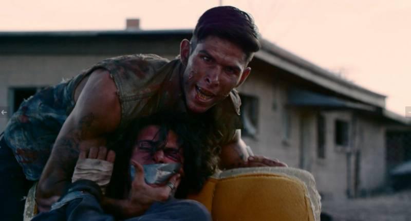 نوجوانوں کی کش مکش سے متعلق ہارر فلم