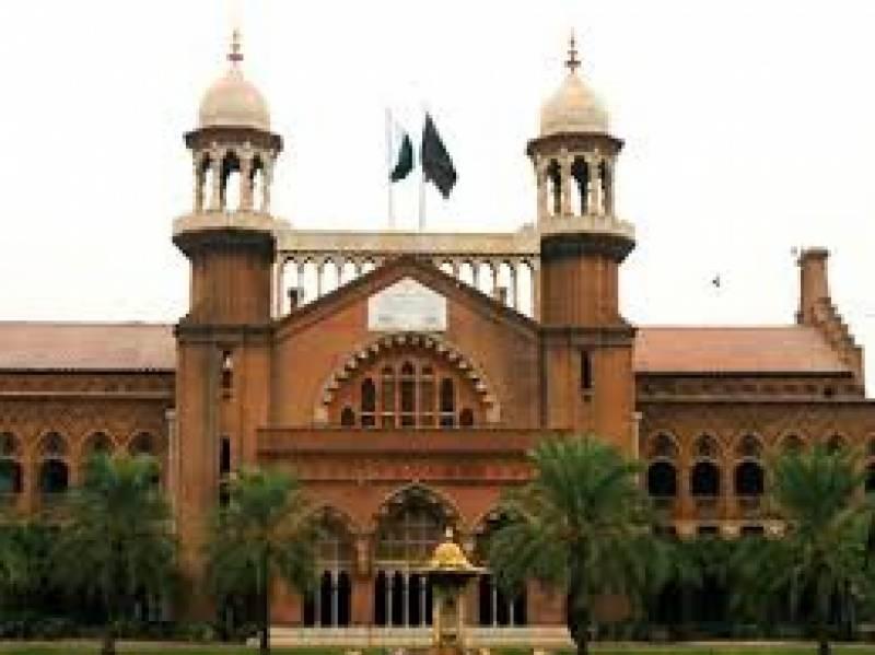 لاہورہائیکورٹ نے چوری کے مقدمے میں گلوکار بلال سعید کی عبوری درخواست ضمانت مسترد کر دی