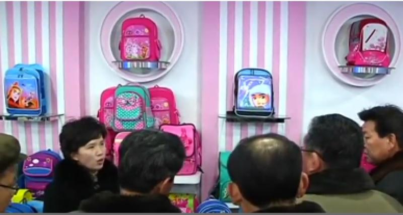 شمالی کوریا میں بیگ بنانے والی فیکٹری کا افتتاح کردیا گیا ہے