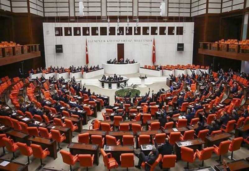 ترک کاپی رایٹ قانون کی منظور