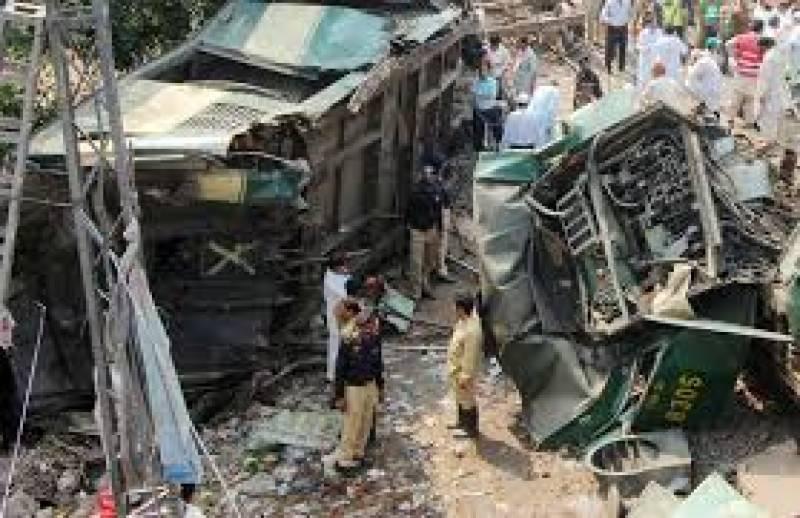 وزارت ریلوے نے گزشتہ چار سال کے دوران ریلوے ٹریکس پر ہونےوالےحادثات کی رپورٹ تیار کرلی