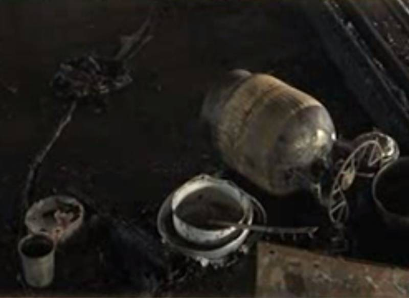 لاہور: کنسٹرکشن کمپنی کے عارضی دفتر میں آگ لگنے سے7 افراد جاں بحق،9 افراد زخمی