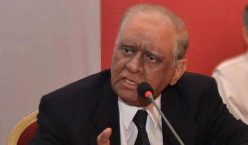 گورنر سندھ سعید الزماں صدیقی کراچی میں انتقال کرگئے