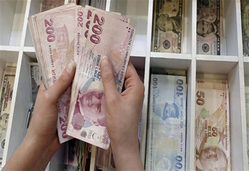 ترکی کی قومی کرنسی لیرا کی قدر میں کمی