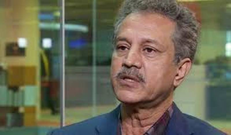 آٹھ سال کا کچرا سو دن میں اٹھانا ممکن نہیں,میئر کراچی وسیم اختر