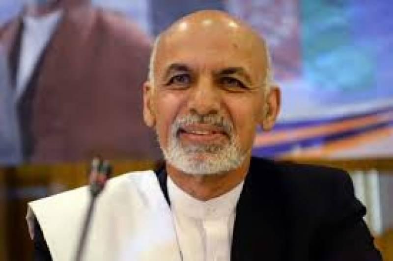 افغان صدر اشرف غنی نے پی ایس ایل ٹو کی فاتح پشاور زلمی کو دورہ کابل کی دعوت