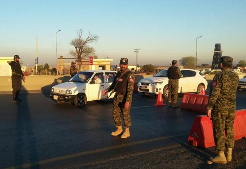 ملک بھر ردالفساد آپریشن جاری، افغان باشندوں سمیت426ملزمان گرفتار
