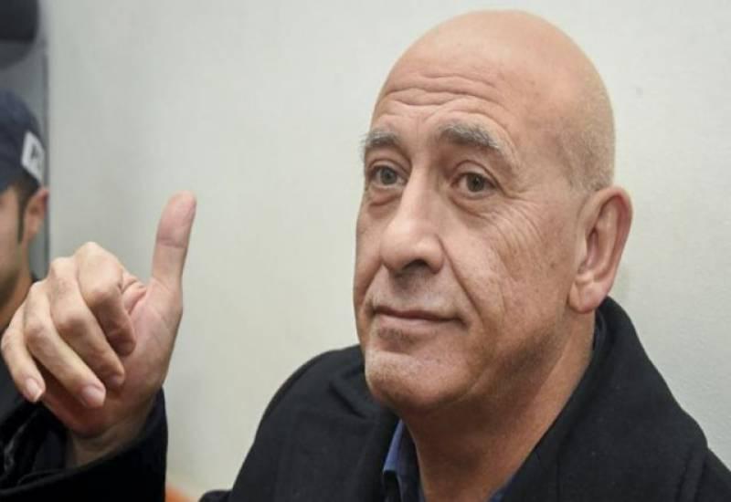 قیدیوں کو موبائل فراہمی کا الزام: اسرائیل کے فلسطینی نژادرکن پارلیمنٹ کو2 سال جیل بھیجنےکا حکم