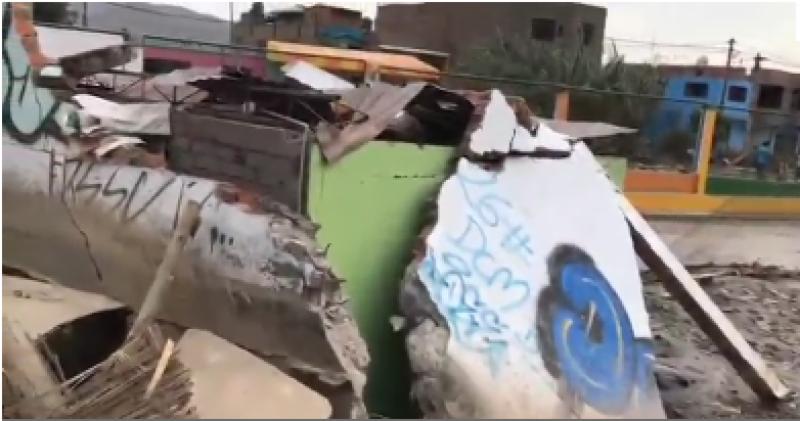 پیرو میں سیلاب سے صورتحال سنگین ہوگئی