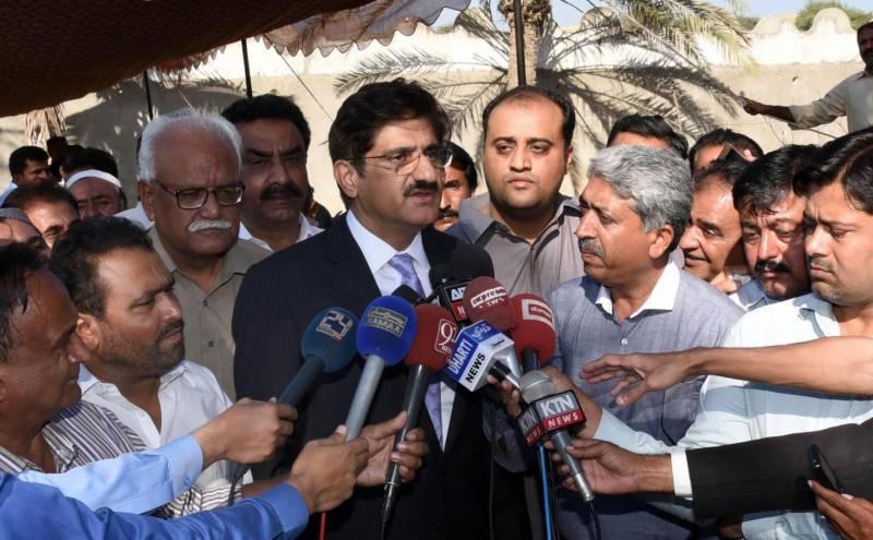 فاروق ستار کو گرفتار نہیں کیا گیا معاملہ پولیس ہی بہتر جانتی ہے, فاروق ستار کو عدالت سے رجوع کرنے کا کہا گیا ہے,وزیراعلیٰ سندھ مراد علی شاہ