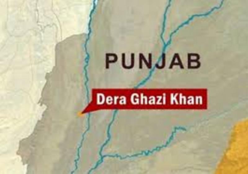 ڈیرہ غازی خان ۔ زندہ پیر کے علاقے میں آپریشن ردالفساد کے تحت رینجرز کا کامیاب آپریشن...