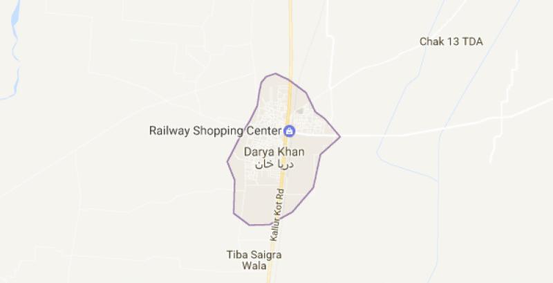 بھکر کے علاقے دریا خان میں بس اور رکشے میں تصادم کے نیتجے میں چھے افراد جاں بحق جبکہ کئی زخمی۔