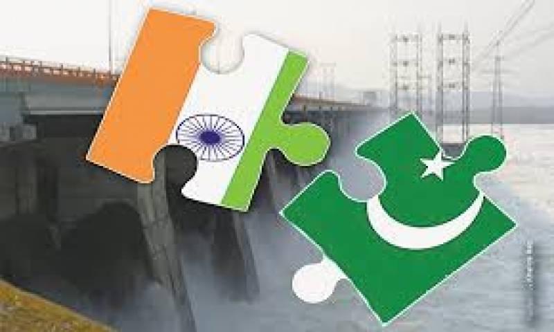 پاکستان اور بھارت کے درمیان پانی کی منصفانہ تقسیم کیلئے سندھ طاس معاہدہ طے پایا