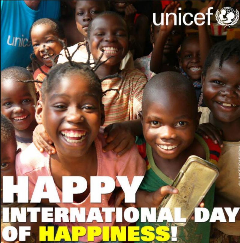 خوشیوں کے عالمی دن کے موقع پر سمرفس بھی ہنسی بکھیرنے میدان میں آگئے