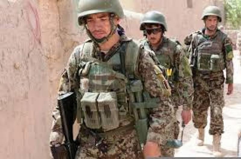 افغانستان میں سیکیورٹی فورسزکی جانب سےکیےجانےوالےانسداد دہشتگردی آپریشنز کےدوران داعش کے20 کارندوں سمیت تریپن عسکریت پسند مارے گئے