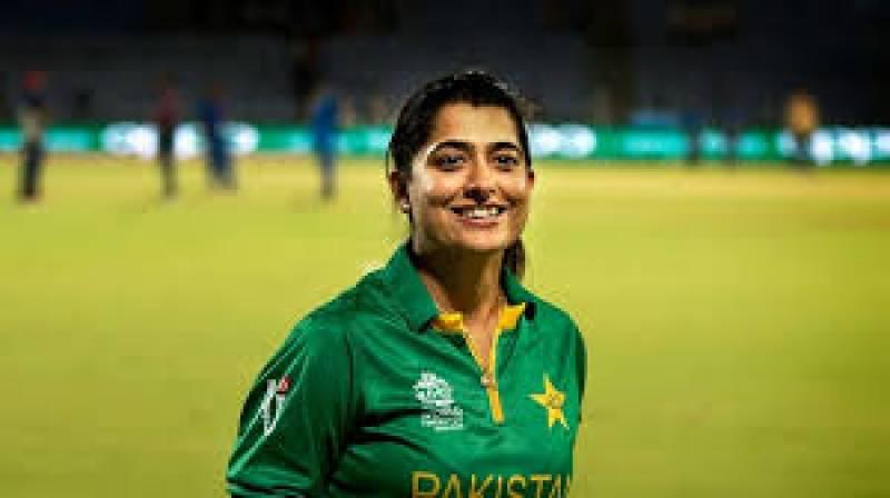 ویمنزکرکٹ ٹیم کی کپتان ثناء میر نے بھی فکسر کھلاڑیوں پر انٹرنیشنل کرکٹ کے دورازے بند کرنے کا مطالبہ کردیا