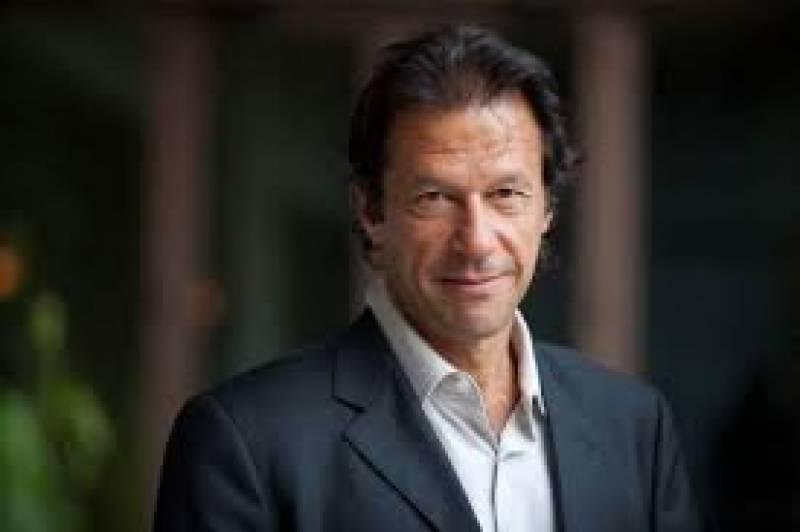 چیئرمین پی ٹی آئی عمران خان نے بنی گالہ میں لینڈ مافیا کے خلاف چیف جسٹس سپریم کورٹ کو خط لکھ دیا