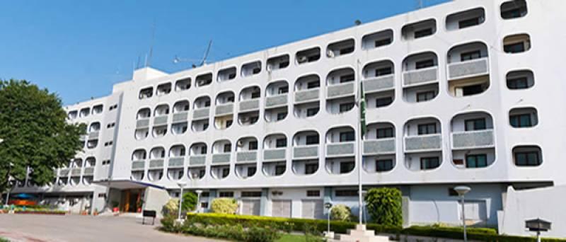بھارتی ڈپٹی ہائی کمشنرکی دفتر خارجہ طلبی، بھارتی فوج کی بلا اشتعال فائرنگ کی شدید مذمت