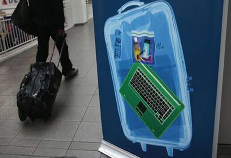 امریکا آنے والے فضائی مسافروں پرالیکٹرانک اشیاء لانے پر پابندی