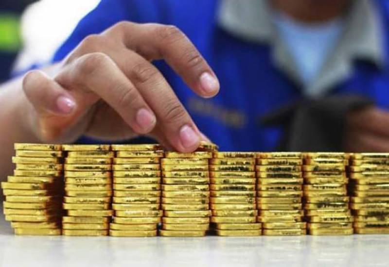 عالمی مارکیٹ میں سونے کی قیمتوں میں اضافہ
