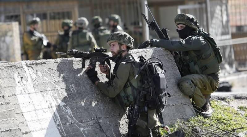 اسرائیلی فوج کی جانب سے نہتے فلسطینیوں  کے قتل عام کا سلسلہ جاری ہے