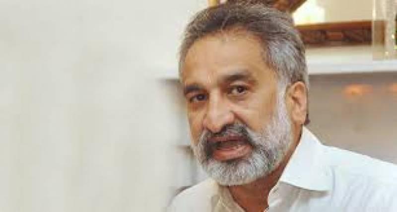 آصف علی زرداری نیب اور دیگر کو دھمکا کر ظاہر کرنا چاہتے ہے کہ وہ بہت مضبوط ہیں: ذوالفقارمرزا