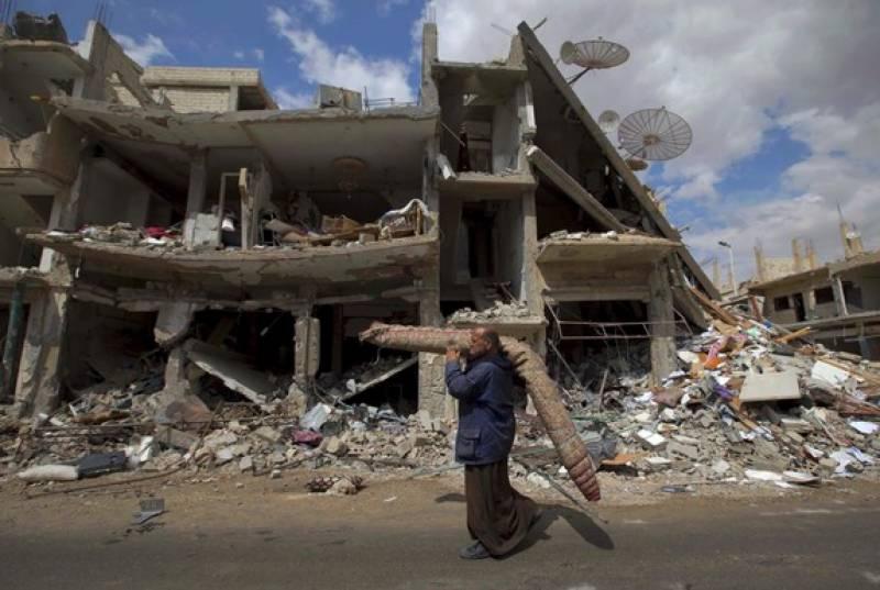 شمال مغربی شام میں مبینہ روسی فضائی حملے میں 16 افراد ہلاک