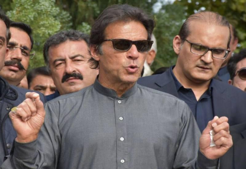 عوام سے کمٹمنٹ ہے کہ ہر ذمہ دار کو احتساب کے کٹہرے میں لایا جائے گا۔ عمران خان