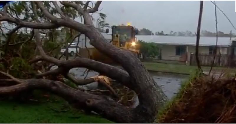 آسٹریلیا میں ڈیبی طوفان نے تباہی کی داستانیں رقم کردی
