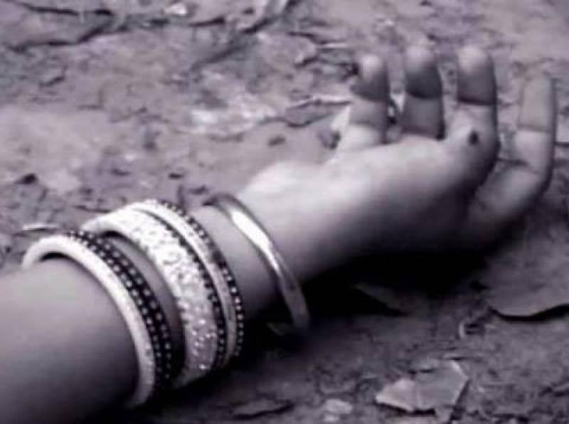 جھل مگسی میں نامعلوم شخص نے ایک بچی سمیت 3 خواتین کو قتل  کرکے خود کشی کرلی