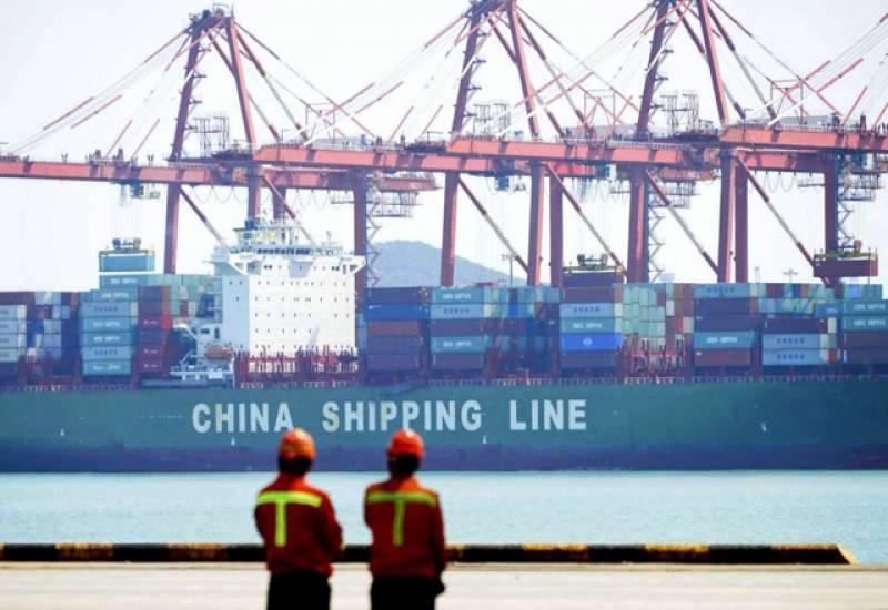 مارچ کے دوران چین کی برآمدات میں 16.4فیصد کا غیر معمولی اضافہ