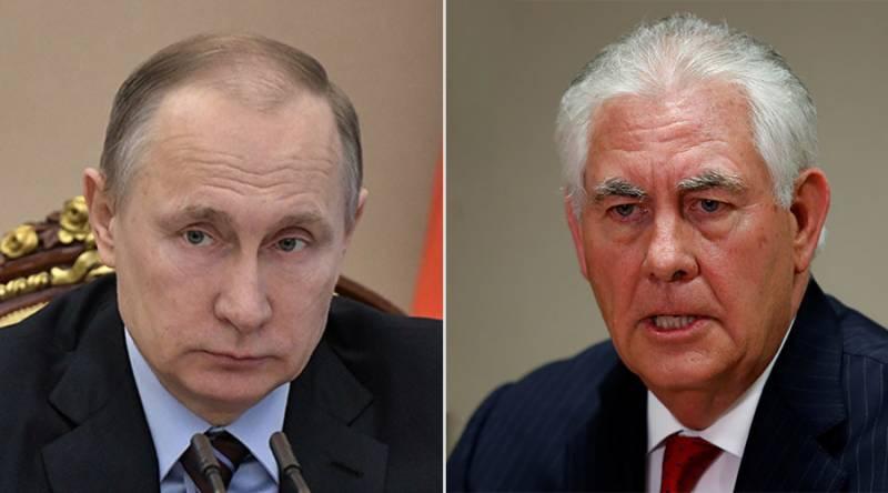 روس نےکہا ہےکہ ابھی یہ کہنا قبل از وقت ہوگا کہ روس اورامریکہ کےدرمیان تعلقات اچھے ہیں