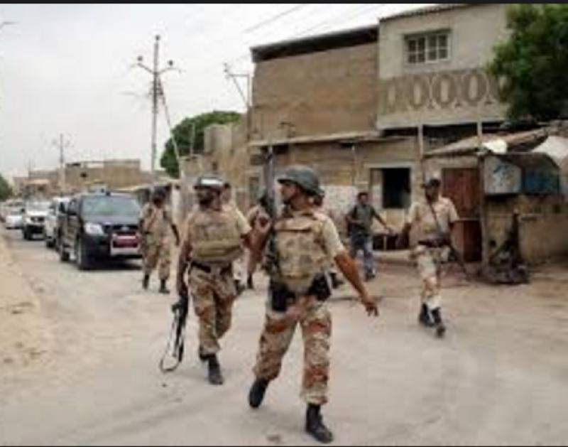 سندھ میں رینجرز اختیارات ختم ہونے کا آج آخری دن ہے