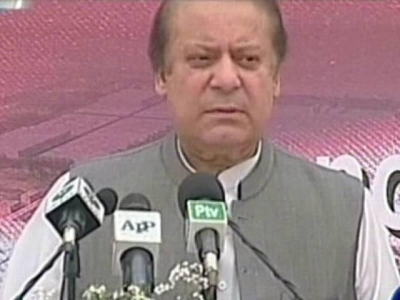وزیراعظم کا جیکب آباد میں ترقیاتی کاموں کیلئے سو کروڑ روپے کا اعلان