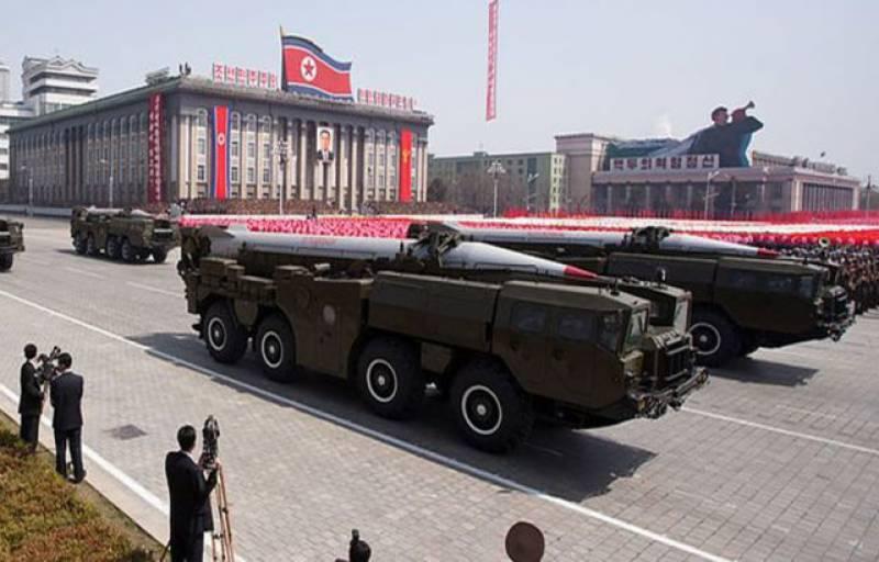 شمالی کوریا نے میزائل تجربات کر کے پوری دنیا کو تشویش میں ڈال دیا۔