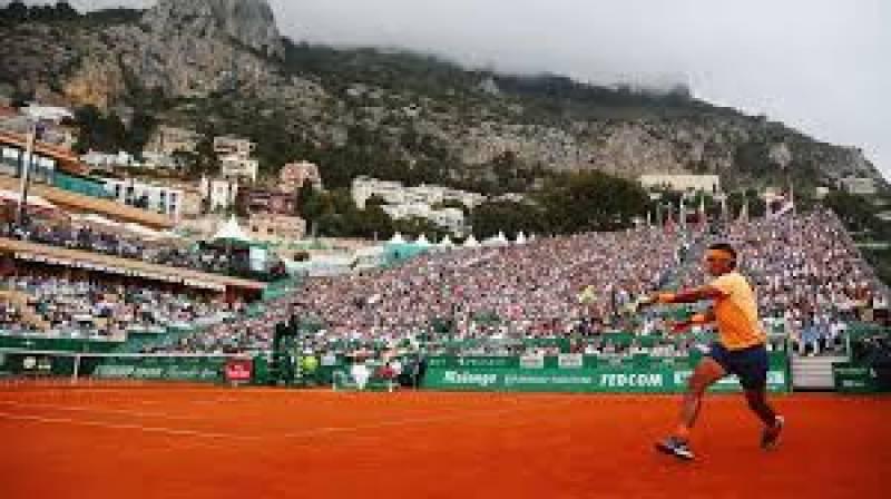 مونٹی کارلو ٹینس کے سنسنی خیز مقابلے جاری ہیں