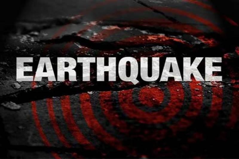 لاہور سمیت پنجاب اور خیبرپی کے کے کئی شہروں میں زلزلے کے شدید جھٹکے محسوس کیے