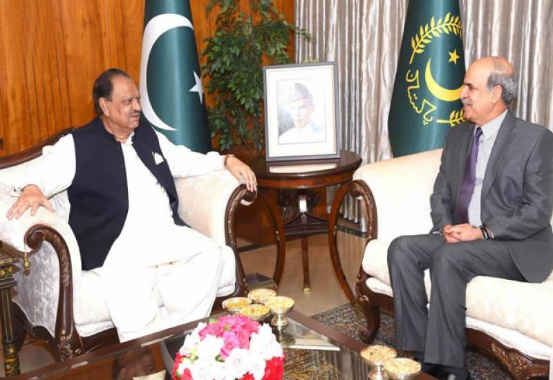 پاکستان اور سعودی عرب عالمی اور علاقائی معاملات میں یکساں موقف رکھتے ہیں۔ صدر مملکت