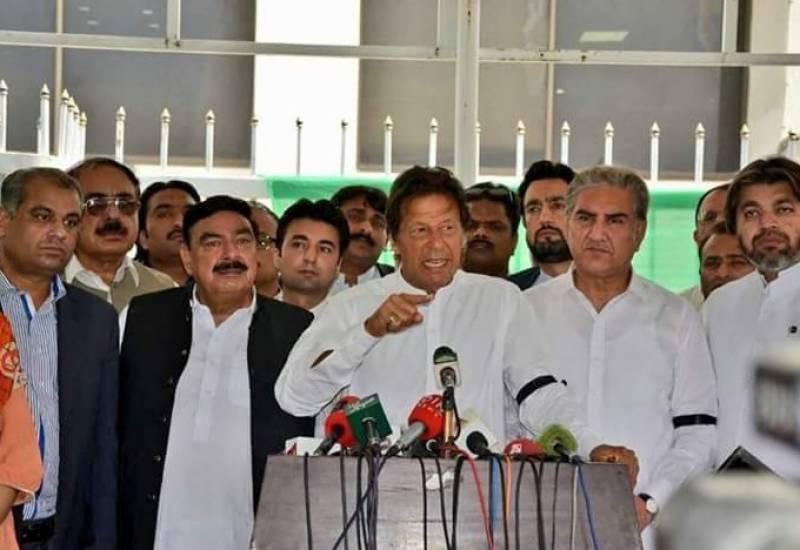 پانچوں ججز نے وزیراعظم کی وضاحت مسترد کردی, ن لیگ کس منہ سے عوام کے پاس جائے گی,عمران خان